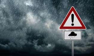 Belgia: Ostrzeżenie! Nadchodzi duży wiatr i deszcz