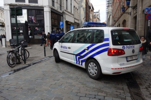 Belgia: 11-procentowy wzrost liczby skarg na funkcjonariuszy policji