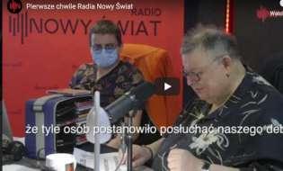 Polskie Radio Nowy Świat - posłuchaj w Internecie