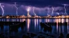 Do Belgii zbliża się sztorm Odette