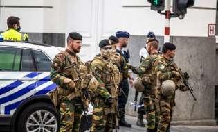 Po 5 latach partole wojskowe znikną z ulic w Brukseli i Antwerpii