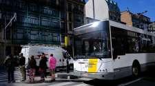 Belgia: Autobus De Lijn wpadł do kanału w Brugii