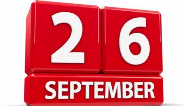Świętujemy: Europejski Dzień Języków - 26 września