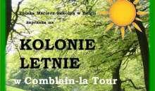 Co-Gdzie-Kiedy: Kolonie letnie PMSZ dla dziei od 6-15 lat - Comlain-la-Tour, prowincja Luik - 5 turnusów - lipiec/sierpień 2021