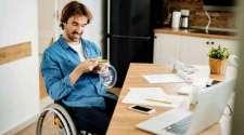 Ponad 200 tys. Belgów otrzymuje zasiłek z tytułu niepełnosprawności